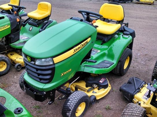 2011 john deere x300r lawn garden tractors john. Black Bedroom Furniture Sets. Home Design Ideas