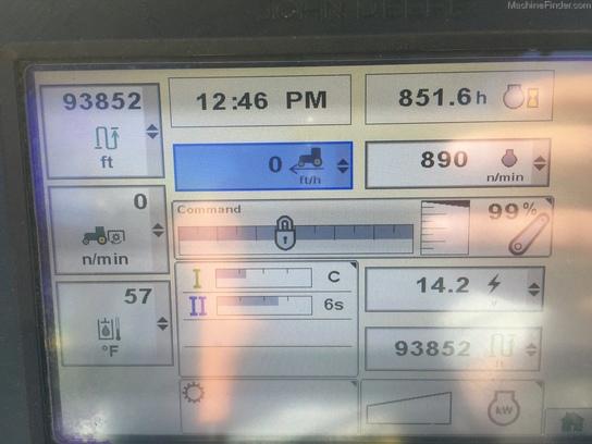 2013 John Deere 6125R