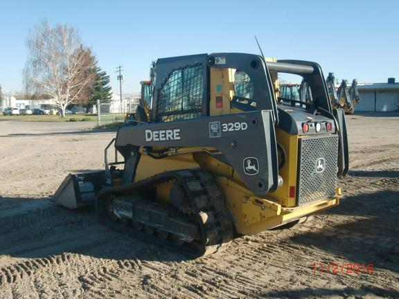 Detail photo of 2011 John Deere 329D from Construction Equipment Guide