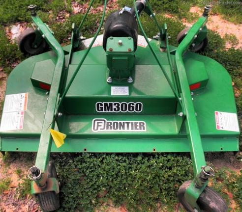 2015 Frontier GM-3060