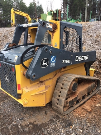 Detail photo of 2016 John Deere 319E from Construction Equipment Guide