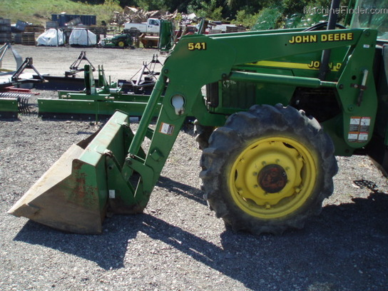 2001 John Deere 541 LOADER FITS JD 5410