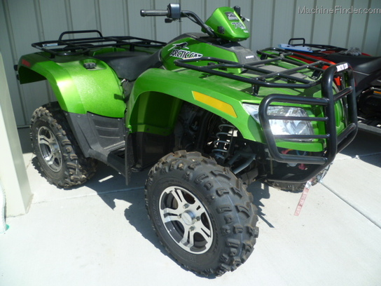 2010 Arctic Cat 700