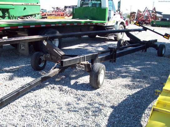 Killbros 25 ft. Header Transport
