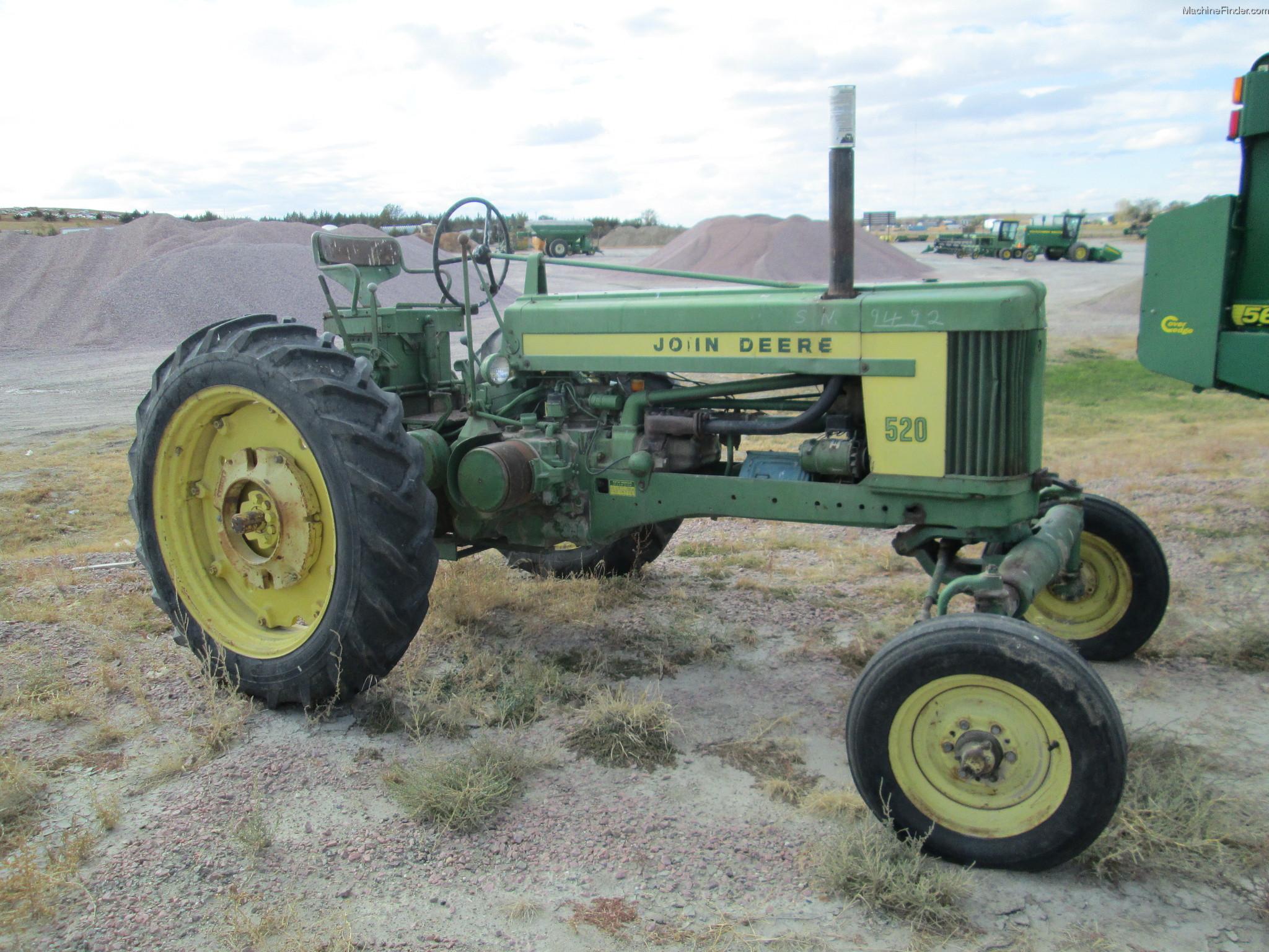John Deere 520 Tractor Clutch : Tweet