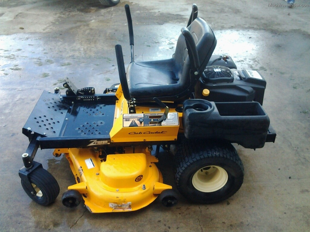 2008 Cub Cadet Z Force Lawn Amp Garden And Commercial Mowing
