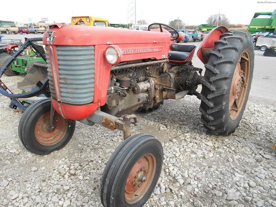 1966 Massey Ferguson Tractor : Massey ferguson mf tractors compact hp