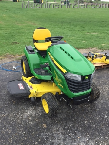 Equipment Details 2016 John Deere X570