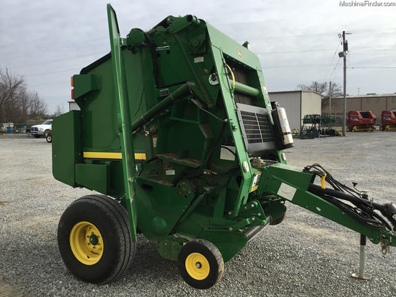 2015 John Deere 459 Silage Special - Round Balers - Durant, OK