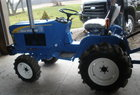 1988 New Holland 1220