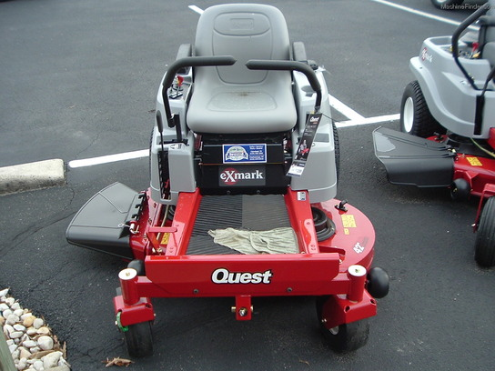 2013 Exmark Quest S 42 Lawn Amp Garden And Commercial Mowing