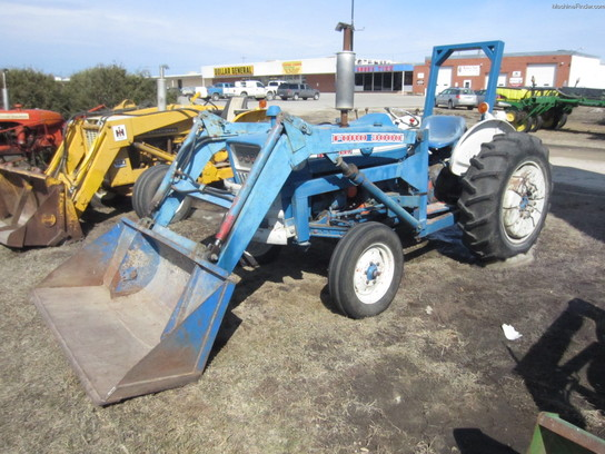 3000 Ford Tractor Backhoe Attachment : Weight of ford tractor