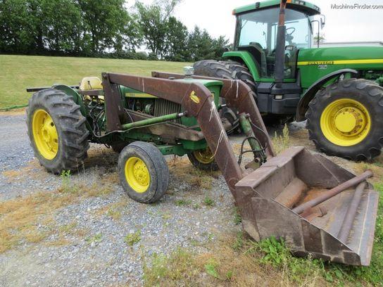 John Deere 1520 Tractor Serial Numbers