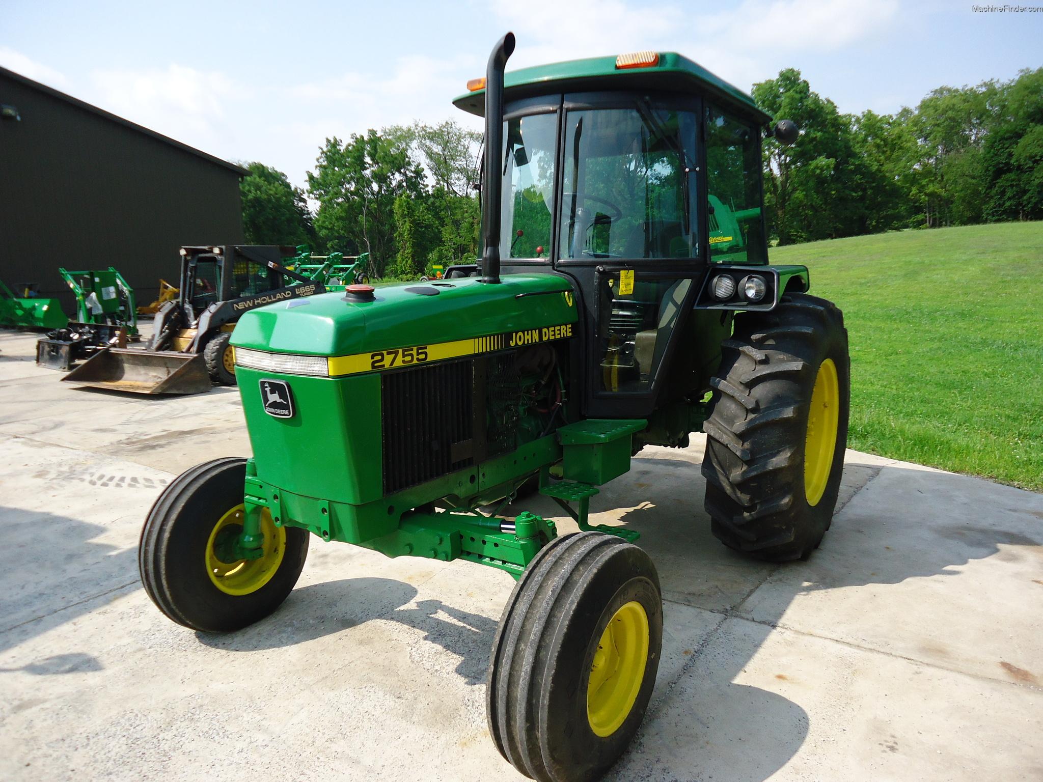 1990 John Deere 2755 Tractors - Utility (40-100hp)