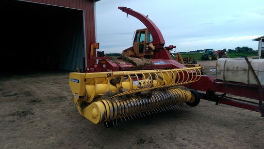 2012 New Holland FP230
