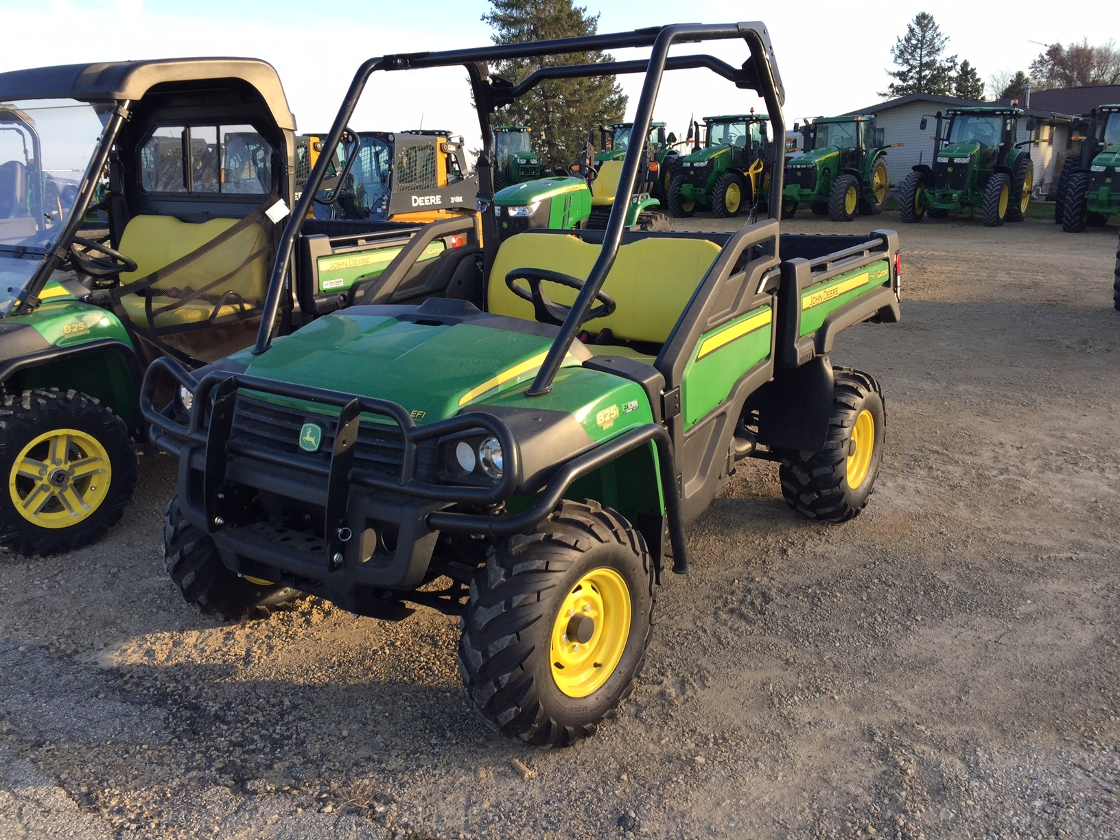 john deere 825i atvs gators for sale 65617. Black Bedroom Furniture Sets. Home Design Ideas