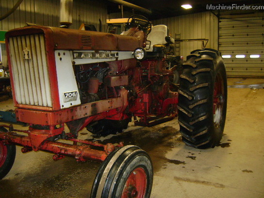 1965 International Harvester 706