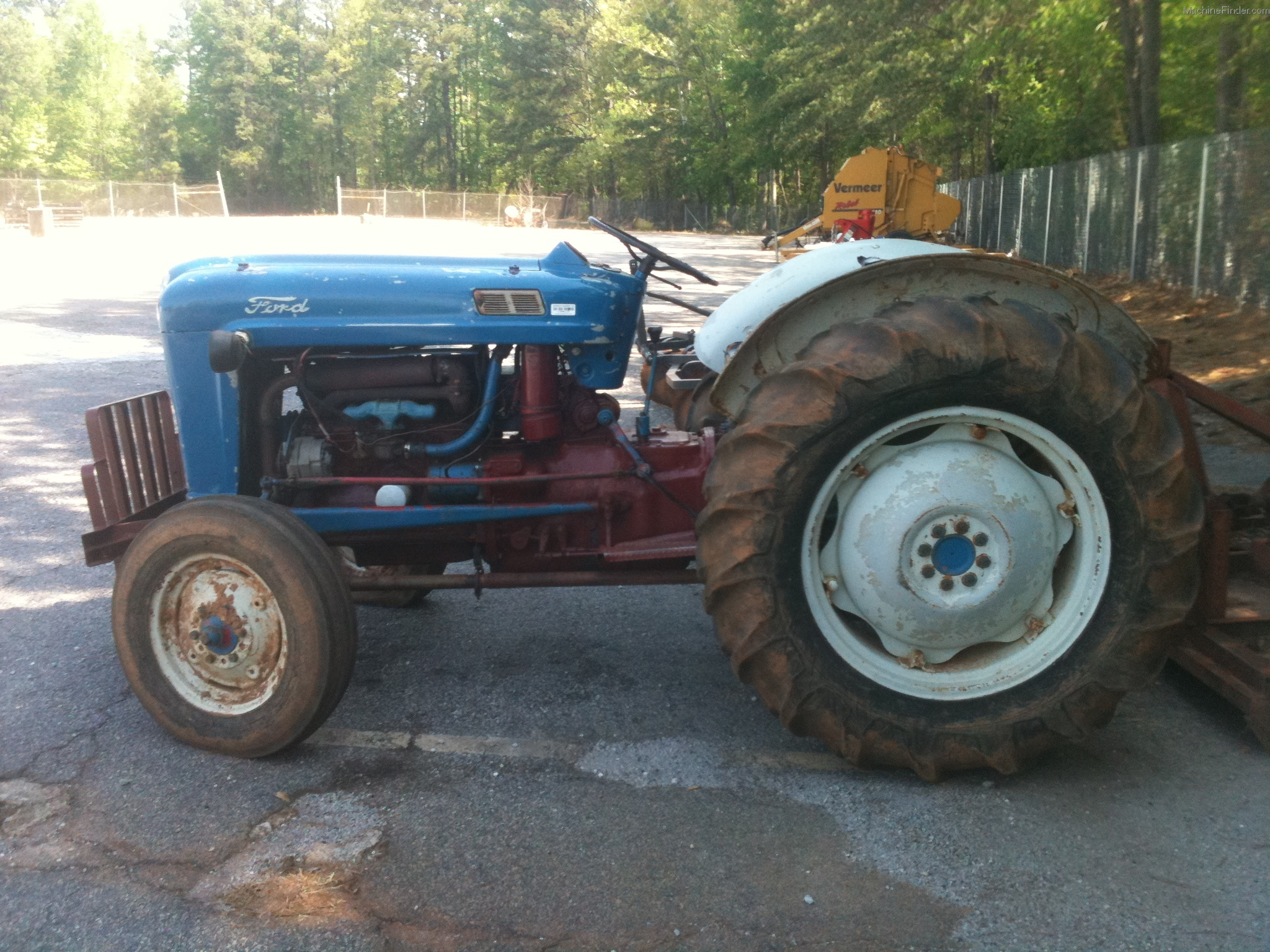 Ford Tractor Model Numbers : Ford tractor serial number search autos post