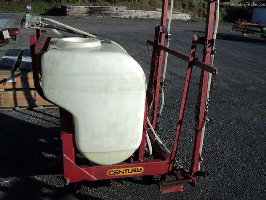 CENTURY Sprayer