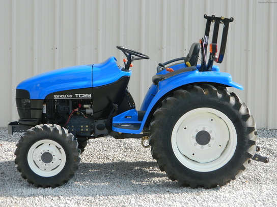 2001 New Holland TC29