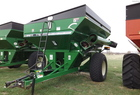 2002 Brent 776 GRAIN CART SCALE & PRINTER