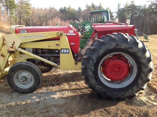 Massey Ferguson 175 Tractor Data : Massey ferguson tractors utility hp