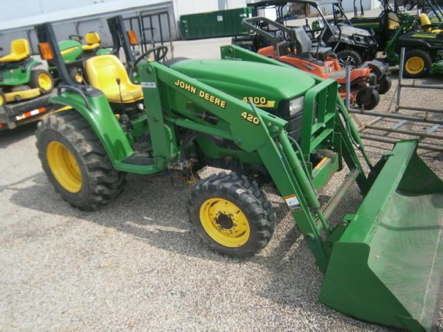 John Deere 3400 Hood : John deere compact utility tractors for sale