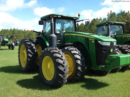 2012 John Deere 8360R