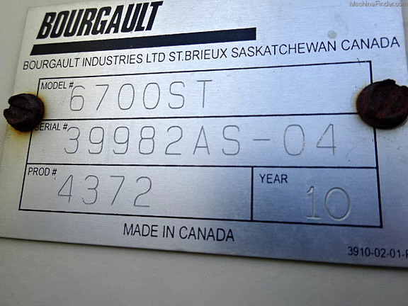 Bourgault 5710/6700