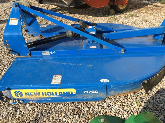 2016 New Holland 717 GC