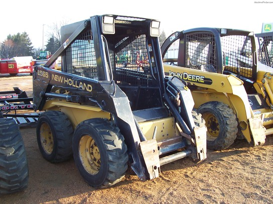 1998 New Holland LX565