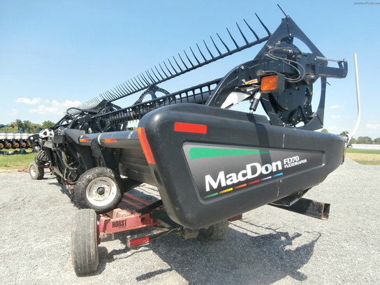 2009 Mac Don FD-70