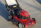 "2008 Toro Model 20334 22"" Recycler mower with personal pace drive,  and electric start engine"