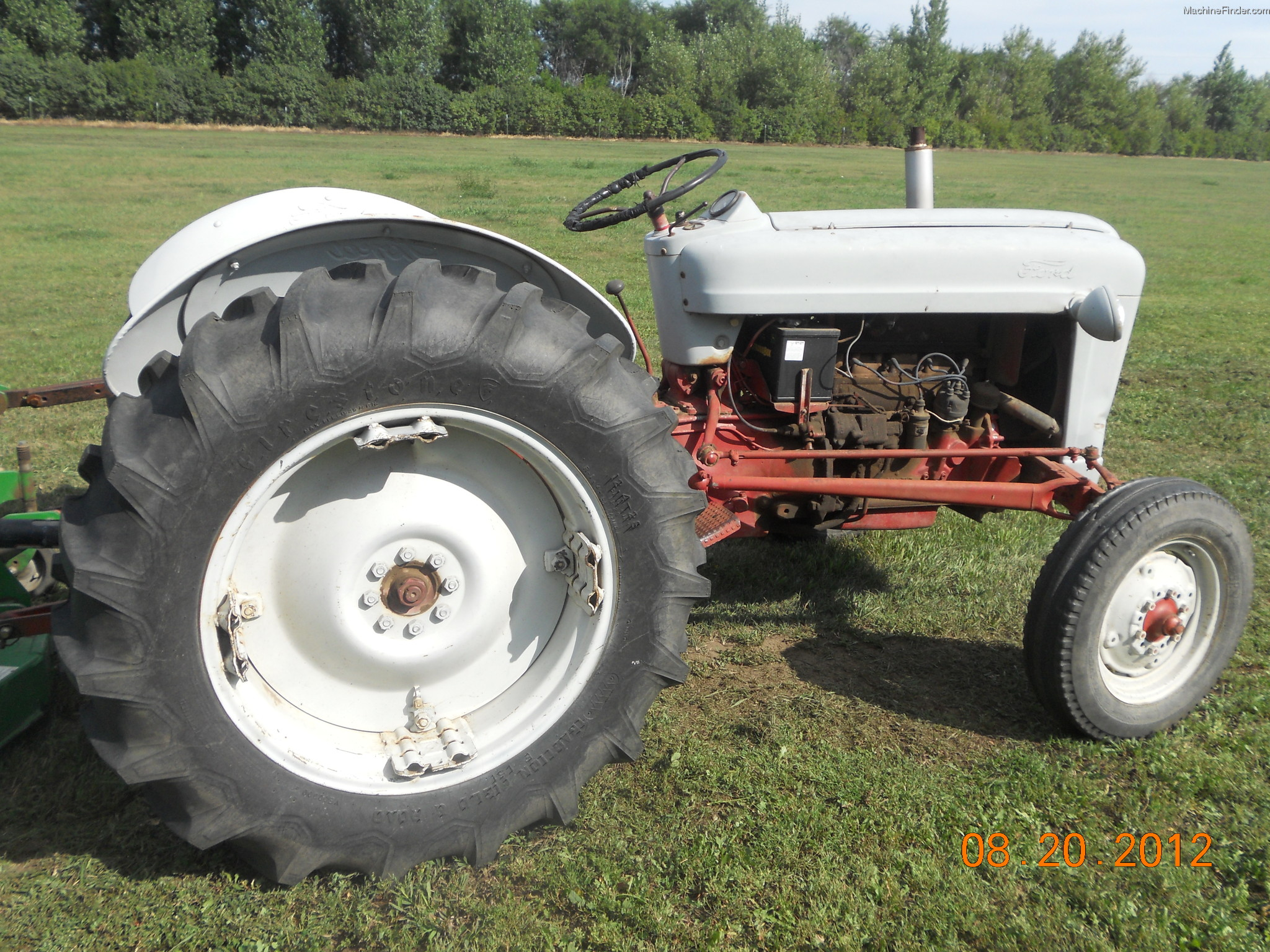 Ford Naa Tractor Parts : Ford naa pto  price release date