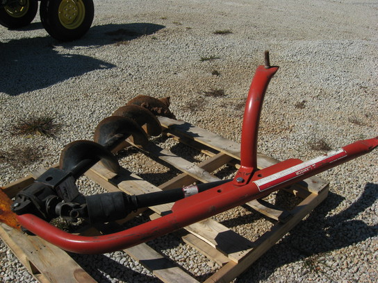 2008 Other Post Hole Digger(sold through Owens Farm Equipment)