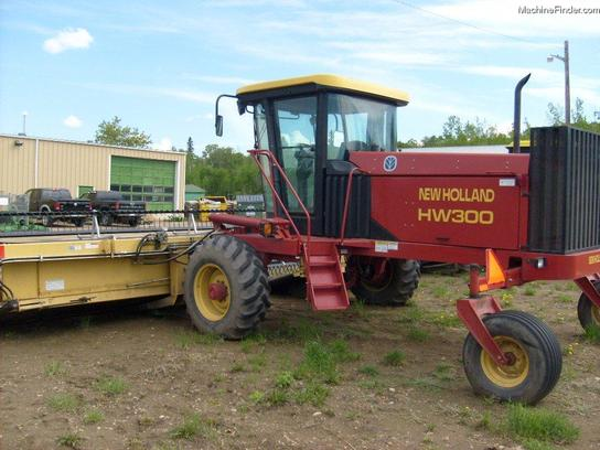 1999 New Holland HW300