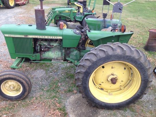 1974 John Deere 2630 Tractors Utility 40 100hp John