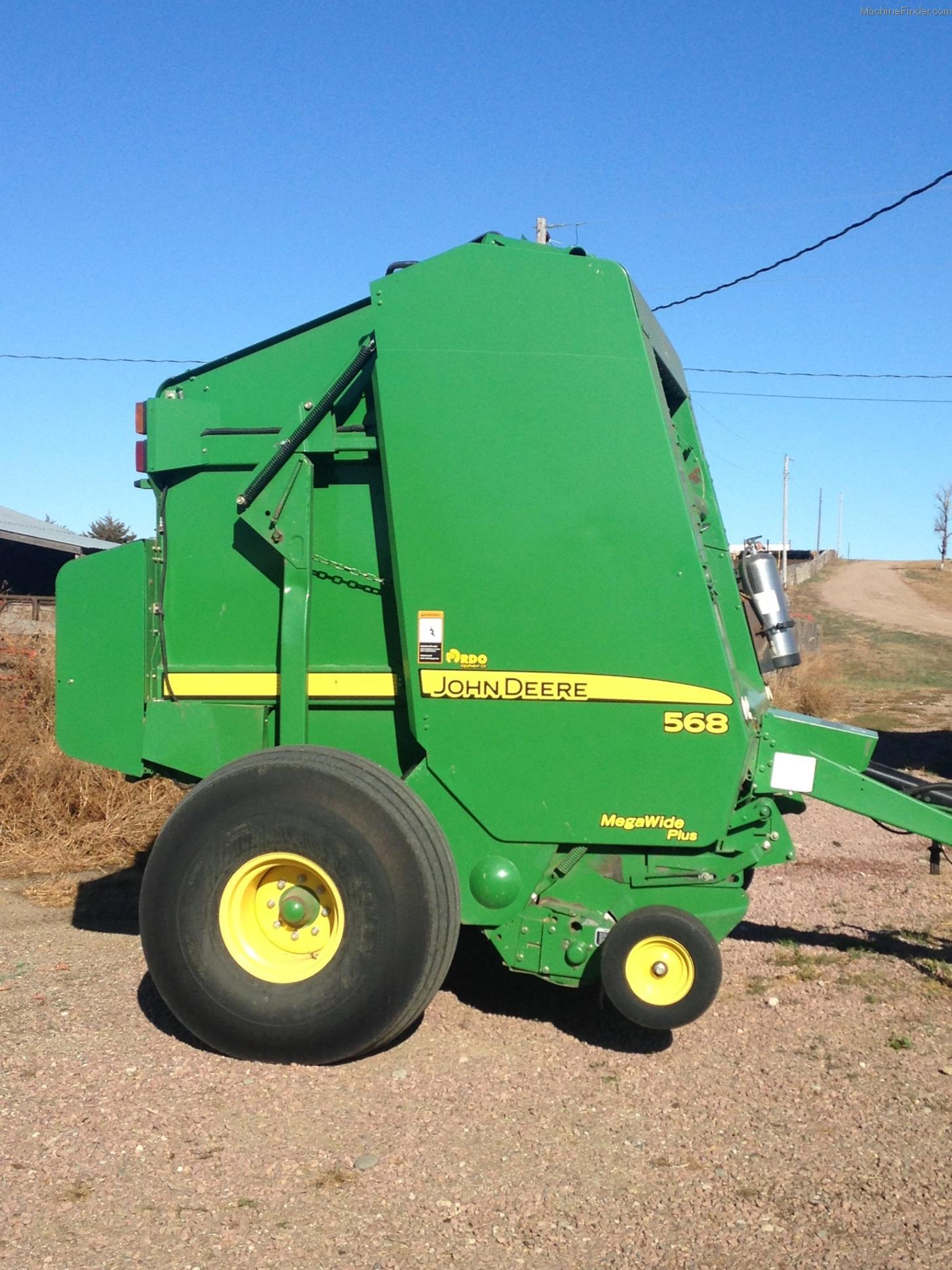 567 john Deere baler Manual