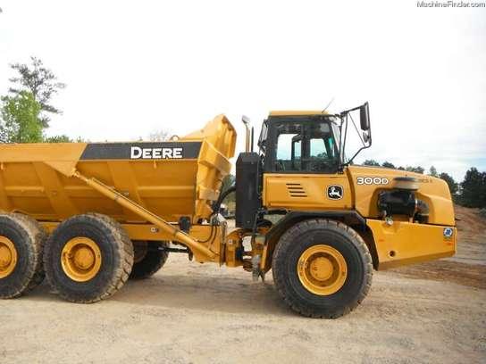 John Deere 300D-II