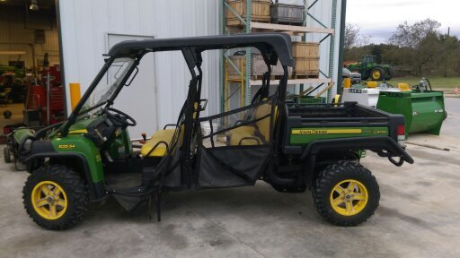 2013 john deere xuv 825i s4 atv 39 s gators ebay. Black Bedroom Furniture Sets. Home Design Ideas