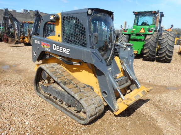 Detail photo of 2014 John Deere 333E from Construction Equipment Guide