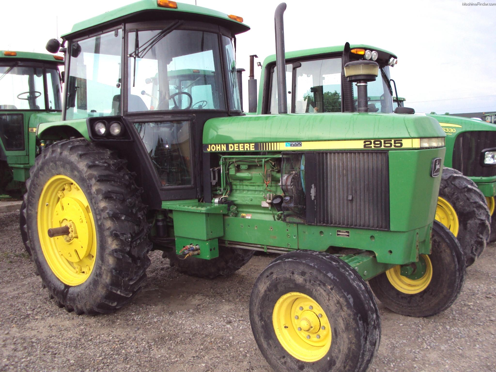 1989 John Deere 2955 Tractors - Utility  40-100hp