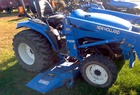 2002 New Holland TC33DA