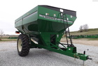 2012 Unverferth 7250 GRAIN CART W/17