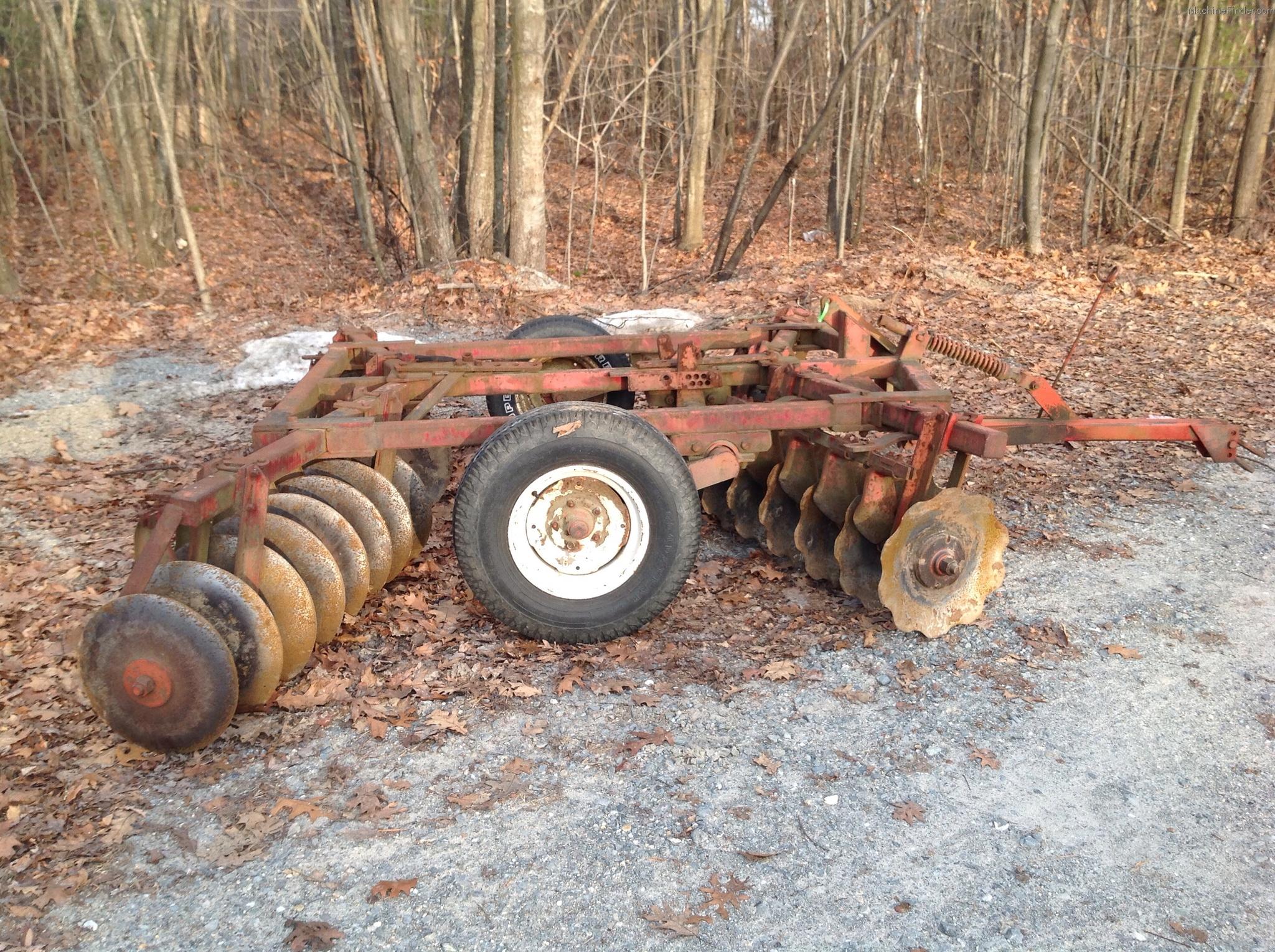 Bush Hog 1432 Tillage John Deere Machinefinder