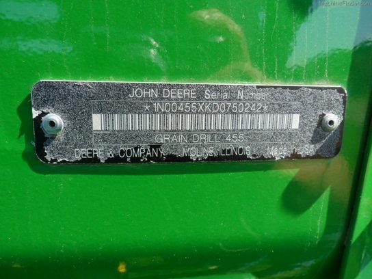 John Deere 455