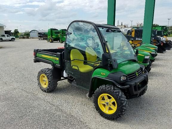 John Deere Gator Prices >> Equipment Details 2012 John Deere XUV 825I GREEN