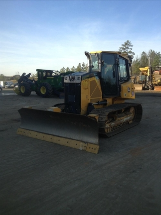 Detail photo of 2015 John Deere 650K from Construction Equipment Guide