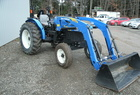 2010 New Holland TT60A