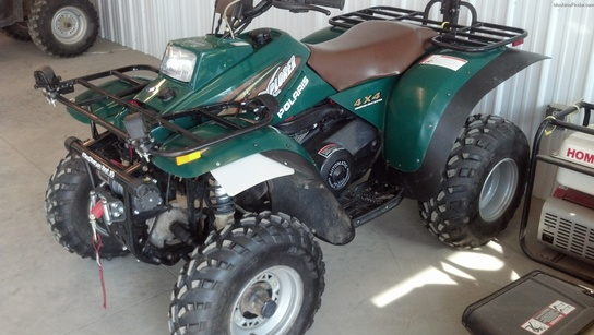 2001 Polaris Xplorer